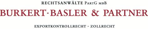 Burkert,Basler und Partner Logo